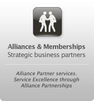 Alliance & Memberships - Strategic business partners