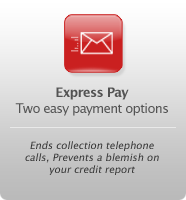 Express Pay - Two easy payment options